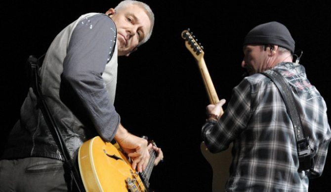 Basista U2 okradziony przez swoją współpracowniczkę