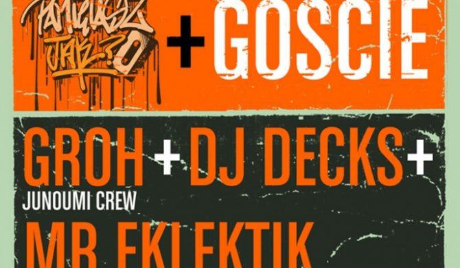 Groh + DJ Decks + Mr. Eklektik już w ten piątek!