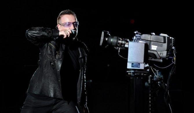 Koncert U2: Gigantomania na rzecz pokoju