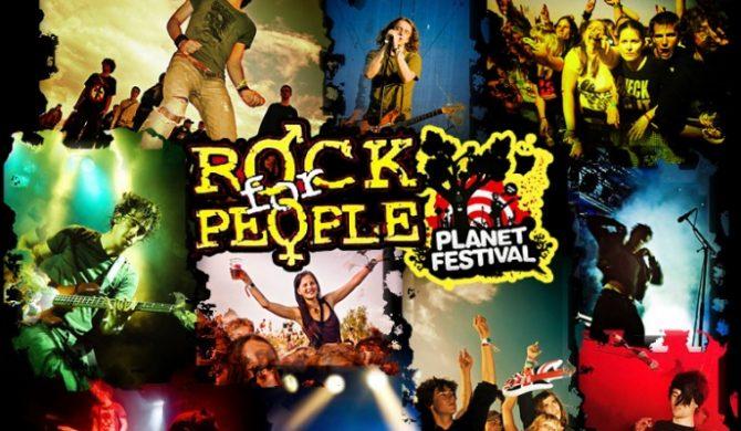Ranni na festiwalu w Czechach