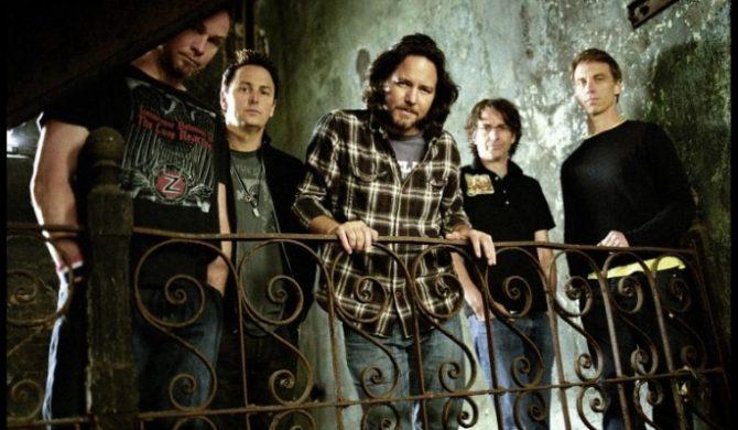 Fan Pearl Jam wybrał utwory na koncert