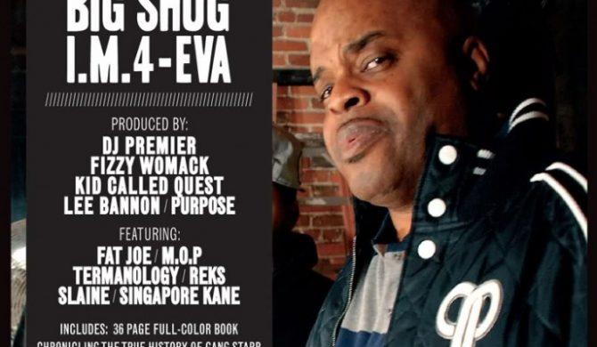 DJ Premier zrobił bit dla Big Shuga – audio