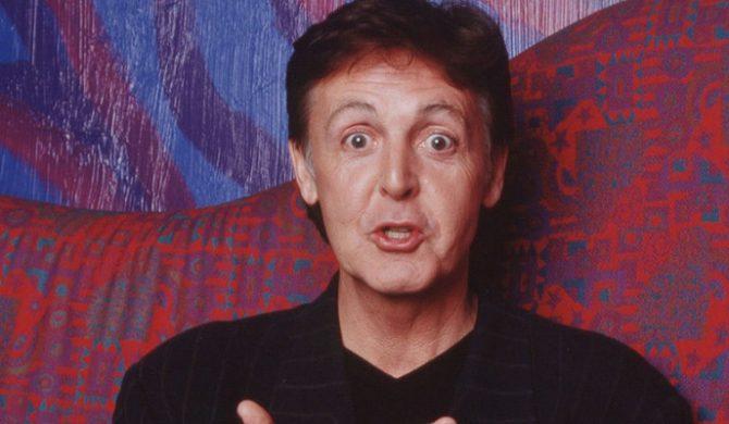 "Paul McCartney pracuje z twórcami ""Halo"""