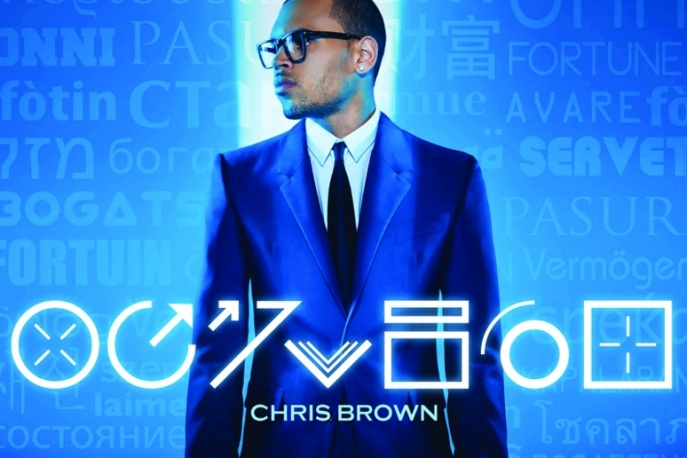 Chris Brown króluje na Wyspach