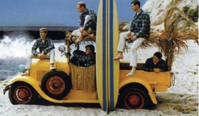 Dzieci Beach Boysów założyli zaspół