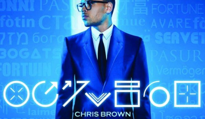 Chris Brown na szczycie w Stanach