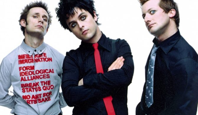 Posłuchaj fragmentu singla Green Day – audio