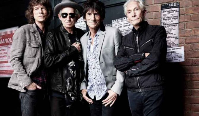 50 lat The Rolling Stones