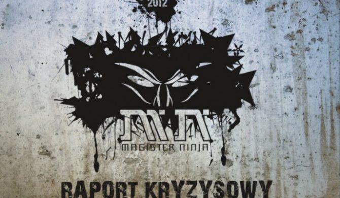 Nowa płyta Magister Ninja