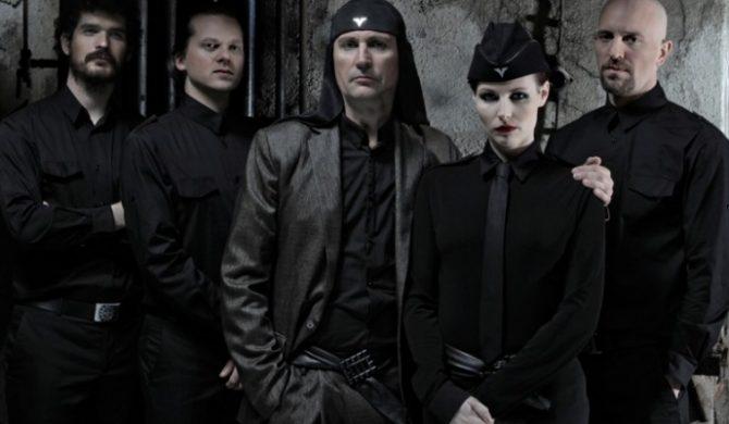 Laibach na koncercie we Wrocławiu