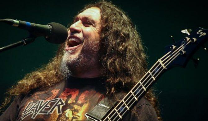 Gitarzysta Slayer wciąż się leczy