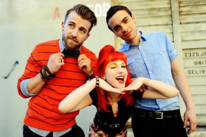 Trwają prace nad płytą Paramore