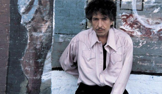 Bob Dylan robi świąteczny album