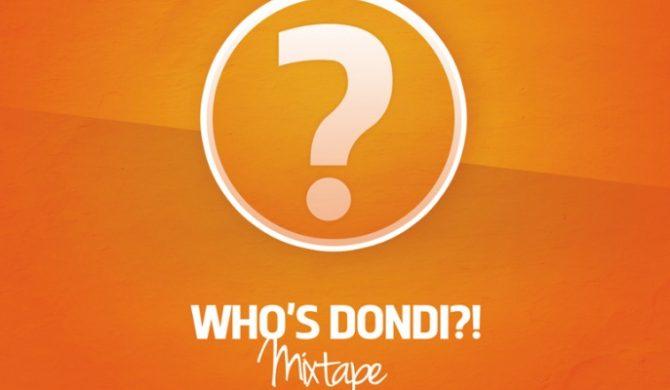 """Dondi – """"Who`s Dondi?!"""""""