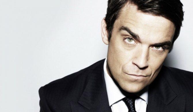 Album Robbie`ego Williamsa coraz bliżej