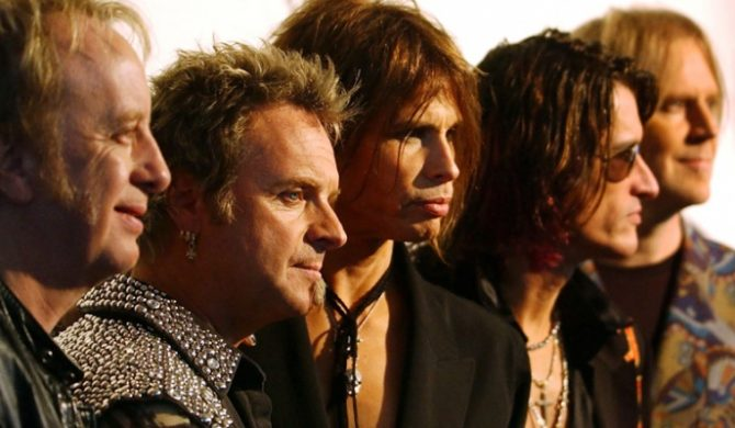 Johnny Depp na płycie Aerosmith?