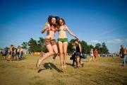"""Przystanek Woodstock 2012: dzień """"zero"""" – 1/8/12 (foto: Artur Rawicz / mfk.com.pl)"""