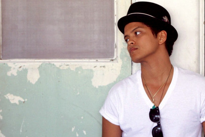 Bruno Mars i Shaggy na płycie Major Lazer
