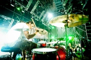 Przystanek Woodstock 2012: Deriglasoff / Bethel / The Analogs / Bukartyk / Gooral / Machine Head / Asian Dub Fundation / Luxtorpeda – 3/8/2012 (foto: WOŚP)