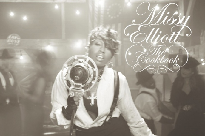 Timbaland i Missy Elliott na płycie Aaliyah