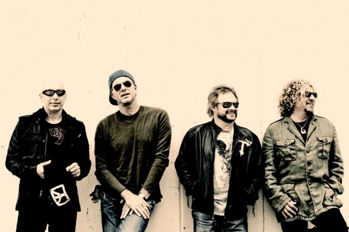 Nowy album Chickenfoot najwcześniej w 2013