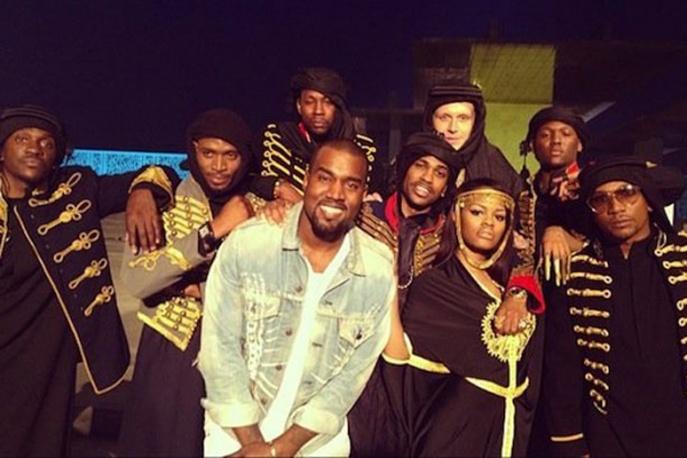 Kompilacja Kanye Westa później
