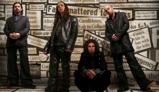 System Of A Down wydadzą niepublikowane utwory?