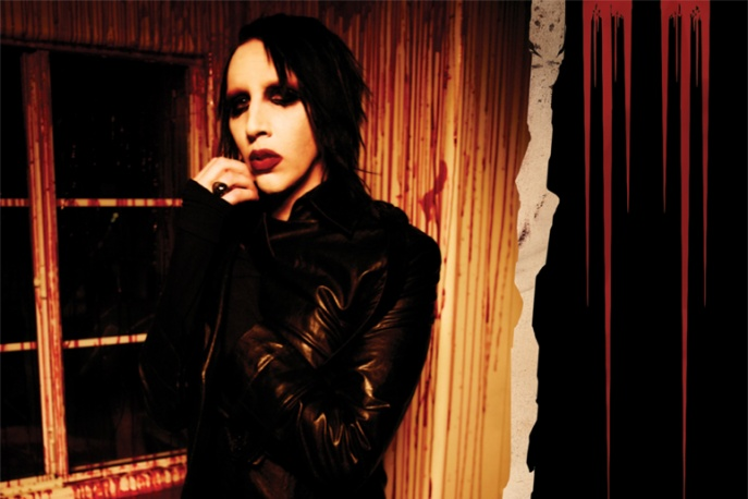 Marilyn Manson z muzykami The Doors – video