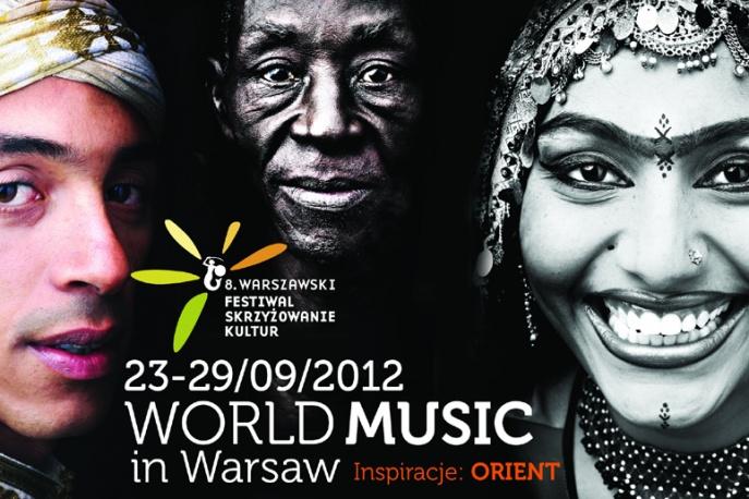 Festiwal Skrzyżowanie Kultur promuje się w Warszawie