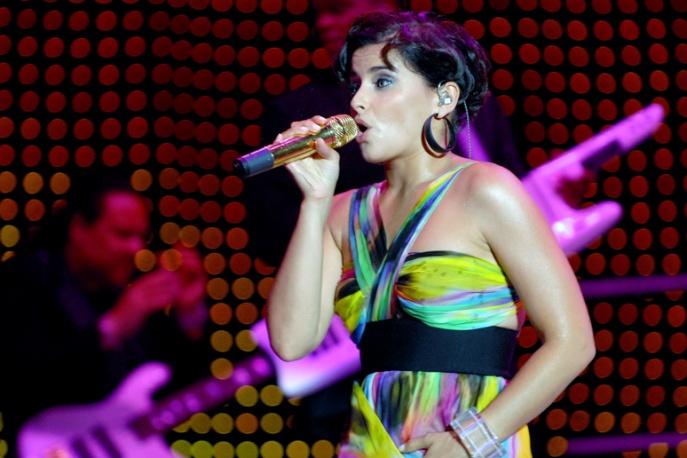 Nelly Furtado zagra w serialu