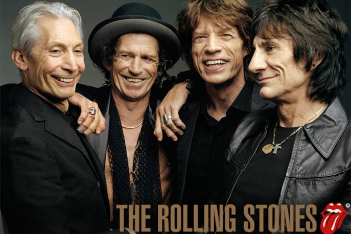 The Rolling Stones w studiu