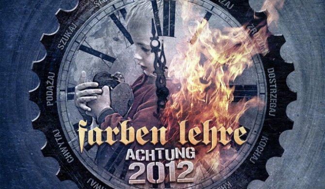 """Farben Lehre – """"Achtung 2012"""" – szczegóły wydawnictwa i trasy"""