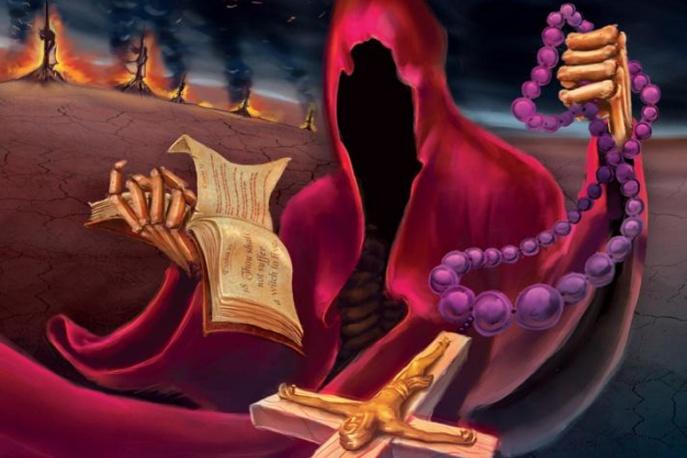 """Hellectricity pokazuje światu okładkę """"Salem Blood"""""""