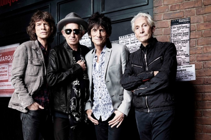Dwie nowe piosenki The Rolling Stones