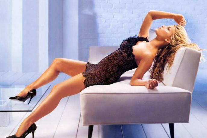 Jessica Simpson kontra trzęsienie ziemi