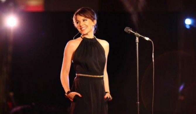 Kylie Minogue z orkiestrą