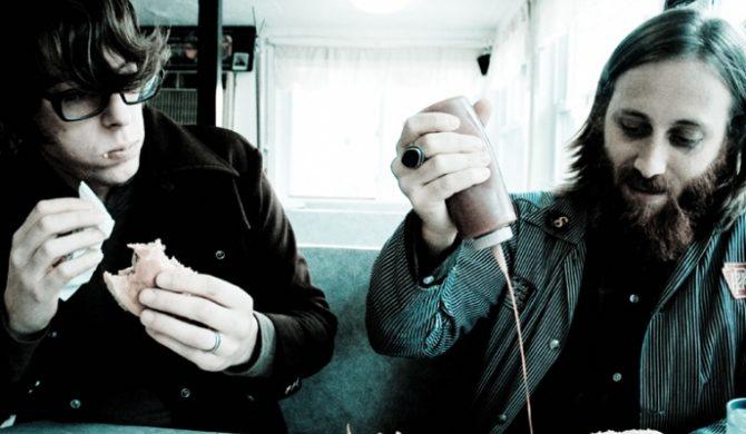 The Black Keys w studiu