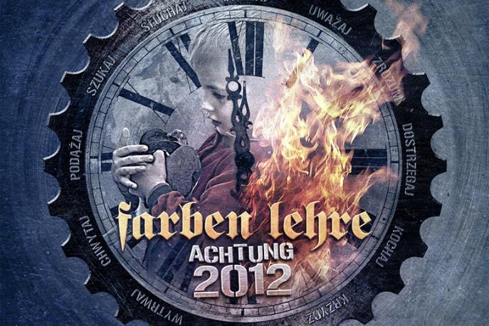 Posłuchaj nowego albumu Farben Lehre