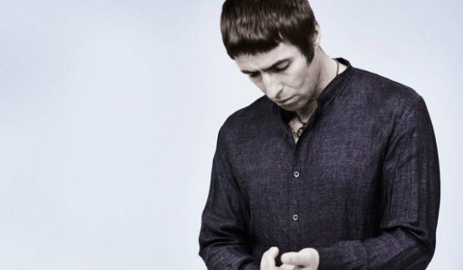 Liam Gallagher promuje swoje ubrania – video