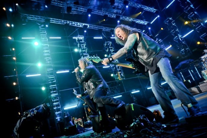 Helloween na dwóch koncertach w Polsce