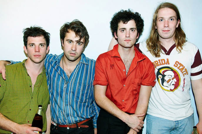 The Vaccines lepsi od Two Door Cinema Club