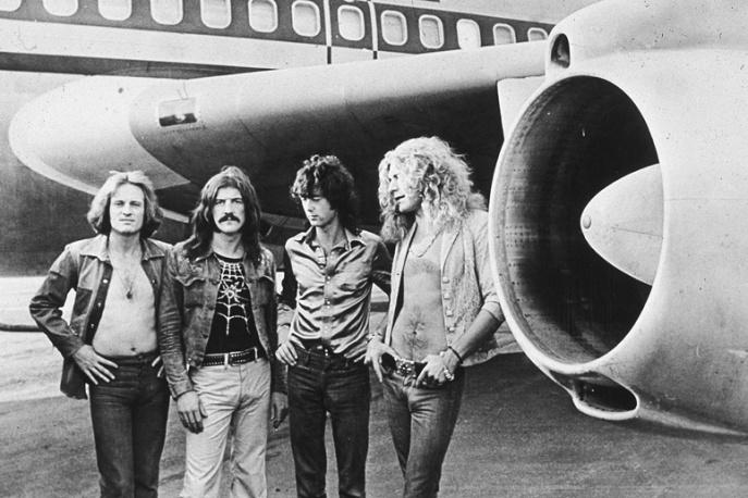 Tajemnicza zapowiedź Led Zeppelin – video
