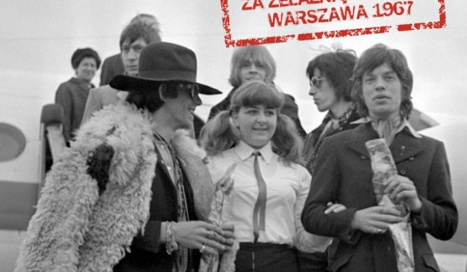 Polski akcent jubileuszu 50-lecia The Rolling Stones