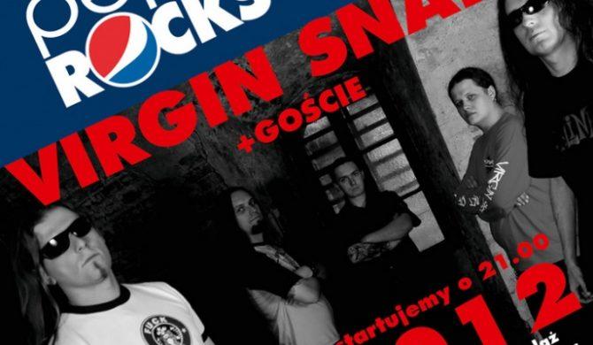 Virgin Snatch w warszawskim Hard Rock Cafe