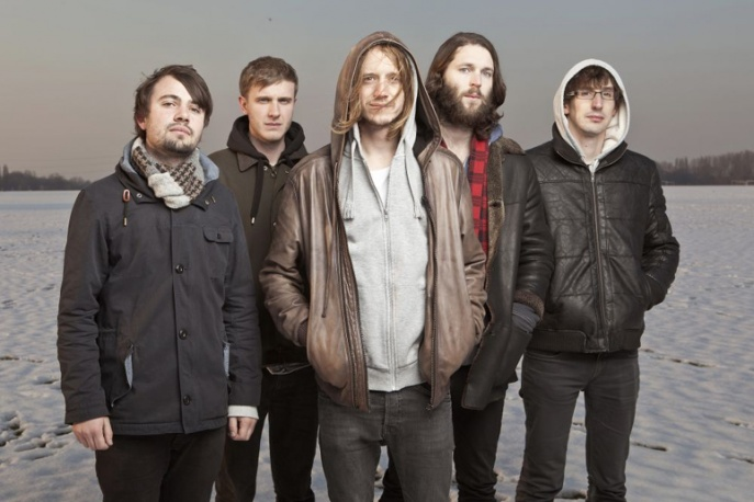 Trzy koncerty Dry The River w Polsce
