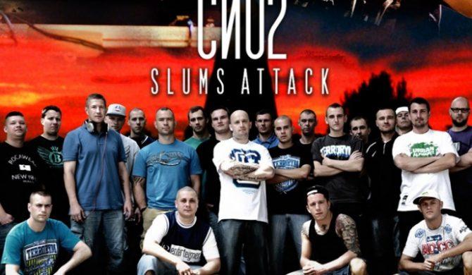 """Złota Płyta dla """"CNO2"""" Slums Attack"""