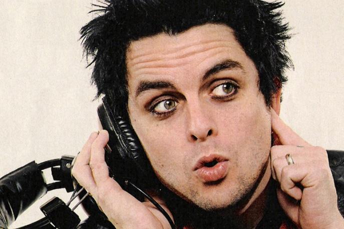 Wokalista Green Day udał się na odwyk