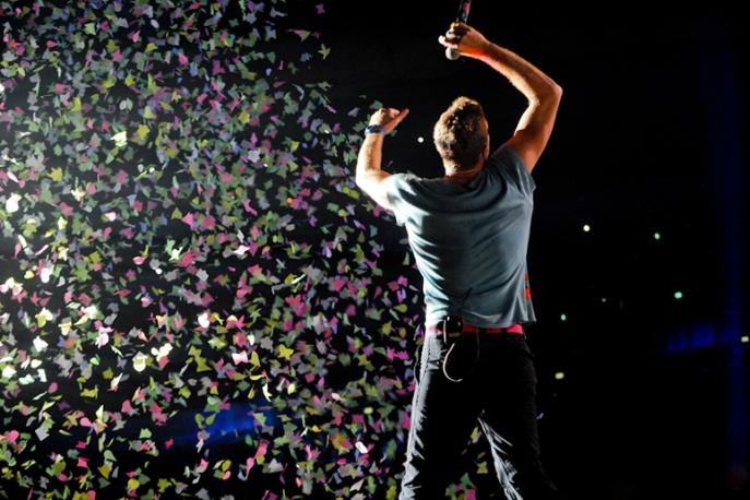 Coldplay wydadzą koncertowe DVD – video