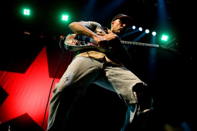 Tom Morello nagrał z wokalistami System Of A Down i Rise Against – audio