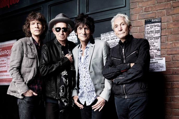 The Rolling Stones zapowiadają dokument – video